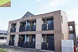 奈良県磯城郡田原本町大字千代の賃貸アパートの外観
