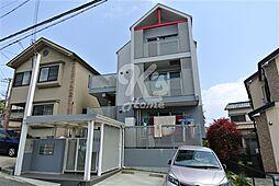 兵庫県神戸市須磨区神撫町3丁目の賃貸マンションの外観