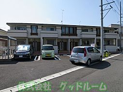 神奈川県川崎市麻生区片平4丁目の賃貸アパートの外観