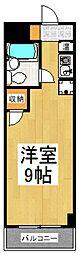 センタープラザ志木[1階]の間取り