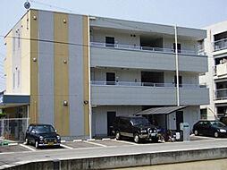 兵庫県姫路市別所町佐土2丁目の賃貸マンションの外観