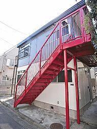 埼玉県朝霞市朝志ケ丘1丁目の賃貸アパートの外観