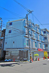 ハイツヤマザキ[4階]の外観