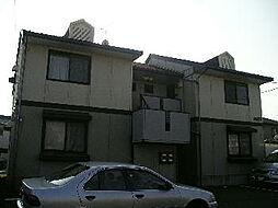 ユーハイム B棟[1階]の外観