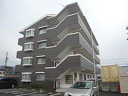 愛知県安城市二本木新町1丁目の賃貸マンションの外観