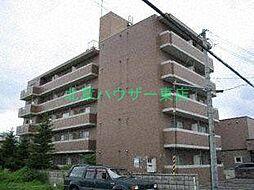 北海道札幌市東区北三十四条東10丁目の賃貸マンションの外観