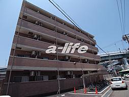 兵庫県神戸市兵庫区芦原通6丁目の賃貸マンションの外観