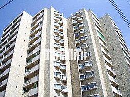 ライオンズマンション大須[10階]の外観