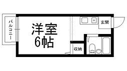 メモワール佐倉[0202号室]の間取り