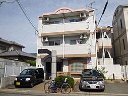 プレステージ堺市壱番館[2階]の外観