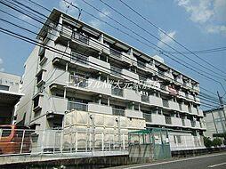 岡山スタービル[4階]の外観