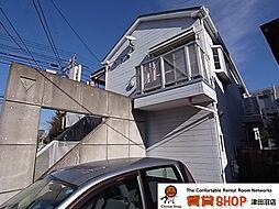 ベース藤喜[2階]の外観