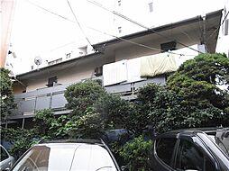東京都渋谷区千駄ケ谷1丁目の賃貸アパートの外観