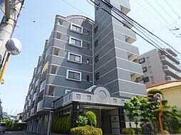 大阪府富田林市寿町4丁目の賃貸マンションの外観