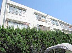 東京都板橋区若木1丁目の賃貸マンションの外観