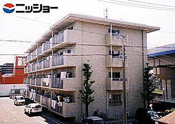 坂田ハイツ[4階]の外観