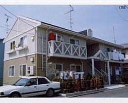 コスモクリアA棟[102 号室号室]の外観
