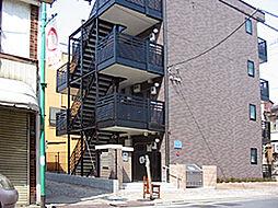 東京都葛飾区四つ木2丁目の賃貸アパートの外観