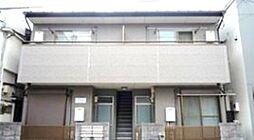 東京都台東区東浅草2丁目の賃貸アパートの外観