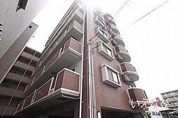 広島県福山市西町1丁目の賃貸マンションの外観
