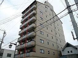 シティガーデン新通[6階]の外観