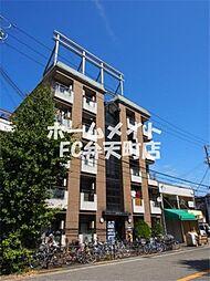 ロータリー40[2階]の外観