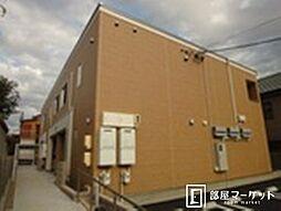 愛知環状鉄道 永覚駅 徒歩6分の賃貸アパート