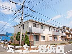 フォレストイン田尻 B棟[203号室]の外観