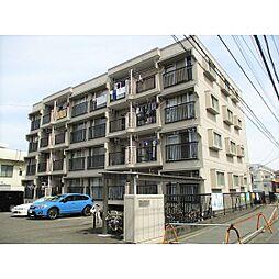 美松ハイツA棟[202号室]の外観