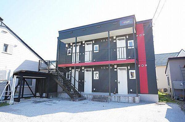アルペジオ (旧ミントハウス) 1階の賃貸【北海道 / 旭川市】