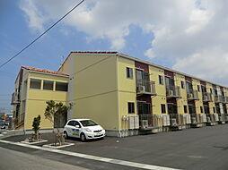 新潟県新潟市中央区堀之内南3丁目の賃貸アパートの外観