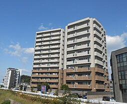 愛知県名古屋市守山区市場の賃貸マンションの外観