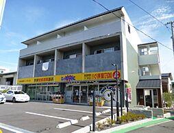 京都府京都市山科区西野広見町の賃貸マンションの外観