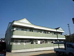 愛知県名古屋市緑区大将ケ根1丁目の賃貸アパートの外観