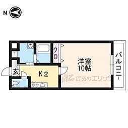 稲荷駅 5.4万円