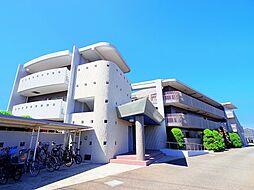 東京都清瀬市中清戸3丁目の賃貸マンションの外観
