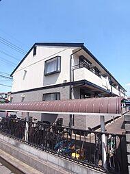 埼玉県朝霞市溝沼3丁目の賃貸アパートの外観