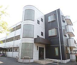 東京都江戸川区本一色3丁目の賃貸マンションの外観