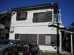 埼玉県蓮田市大字馬込の賃貸アパートの外観