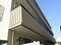 神奈川県藤沢市遠藤の賃貸マンションの外観