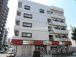 香川県高松市錦町1丁目の賃貸マンションの外観