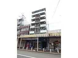 京都府京都市上京区東町の賃貸マンションの外観