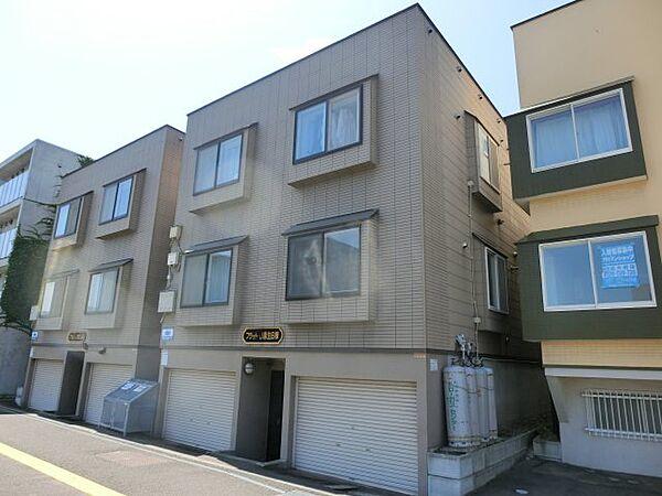フラット・J麻生B棟[105号室号室]の外観