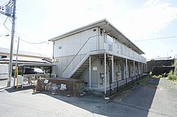フレア上平塚II[2階]の外観