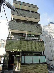 グリーンハイム 幡ヶ谷4分 駅・商店街至近 ペットと一緒に暮[1階]の外観