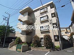 東京都町田市根岸2丁目の賃貸マンションの外観