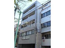 京都府京都市中京区東夷川町の賃貸マンションの外観