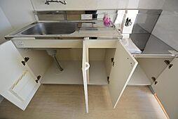 サンコーポミロクのキッチン