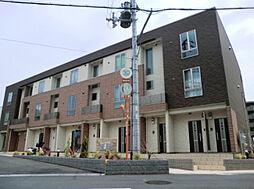 大阪府守口市大久保町2丁目の賃貸アパートの外観