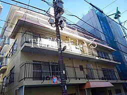 石田コーポラス[5階]の外観